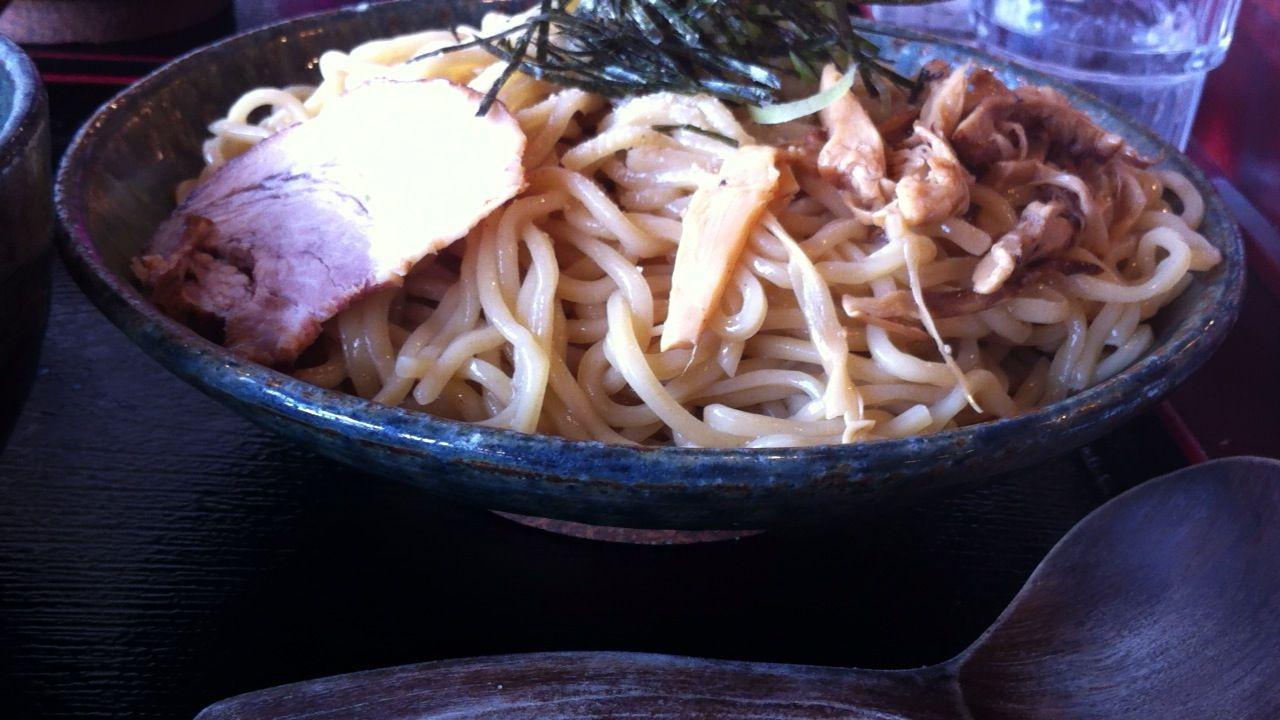 田ぶしつけ麺2