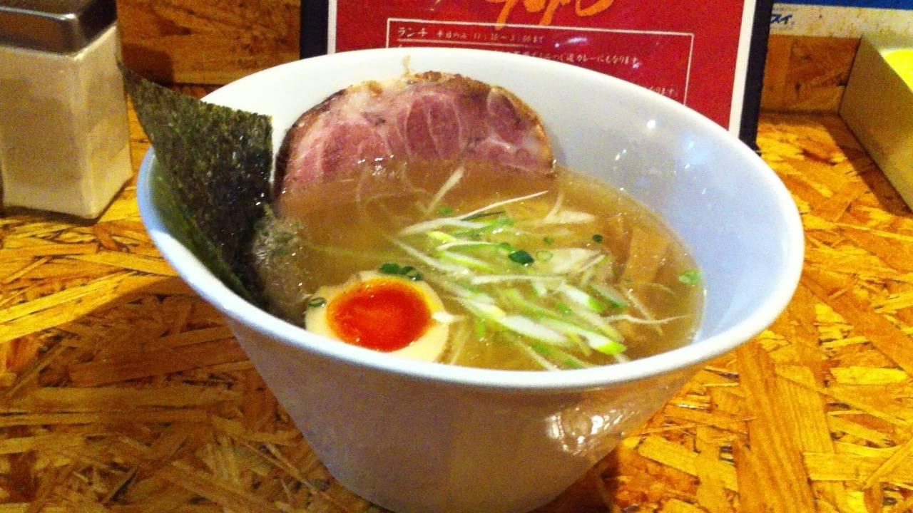 つじ道ラーメン1