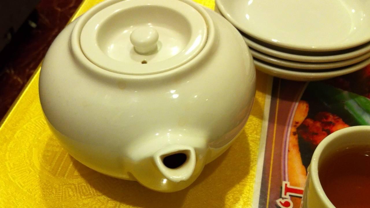青海星お茶