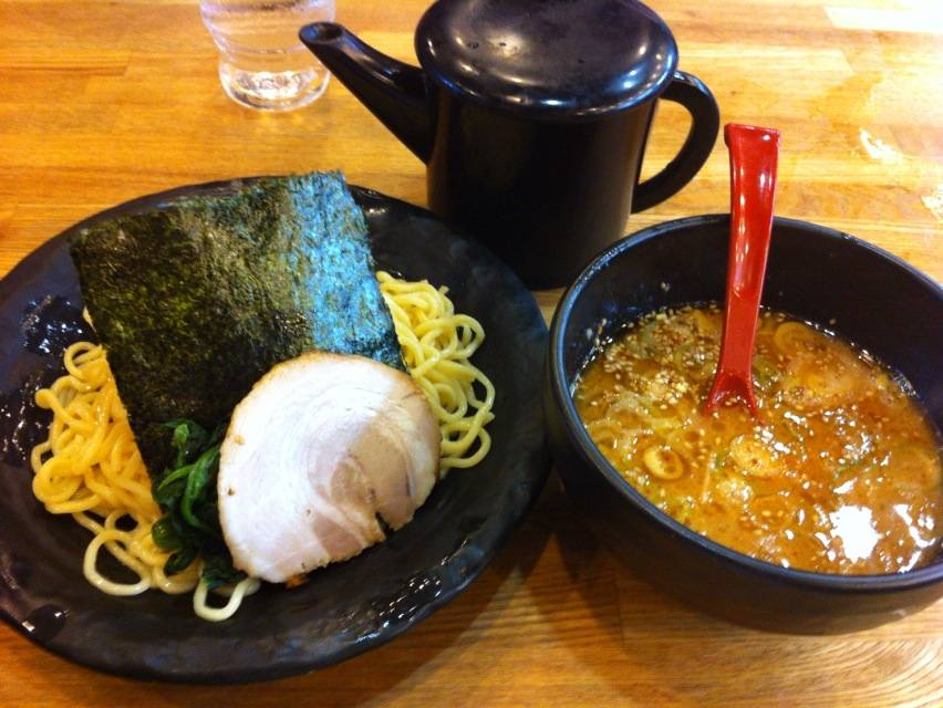 大桜つけ麺