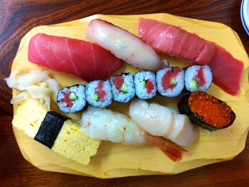田舎寿司上3