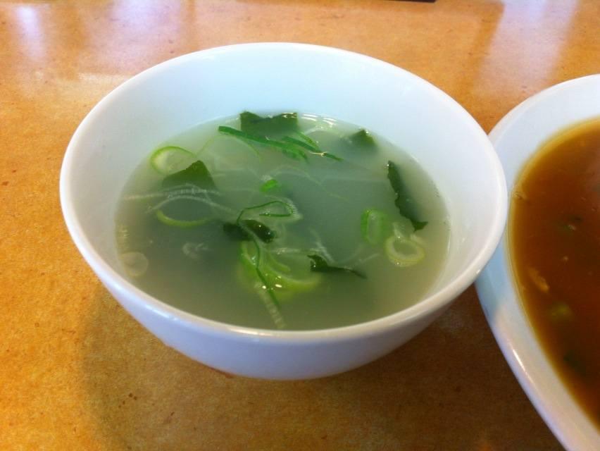 新世スープ