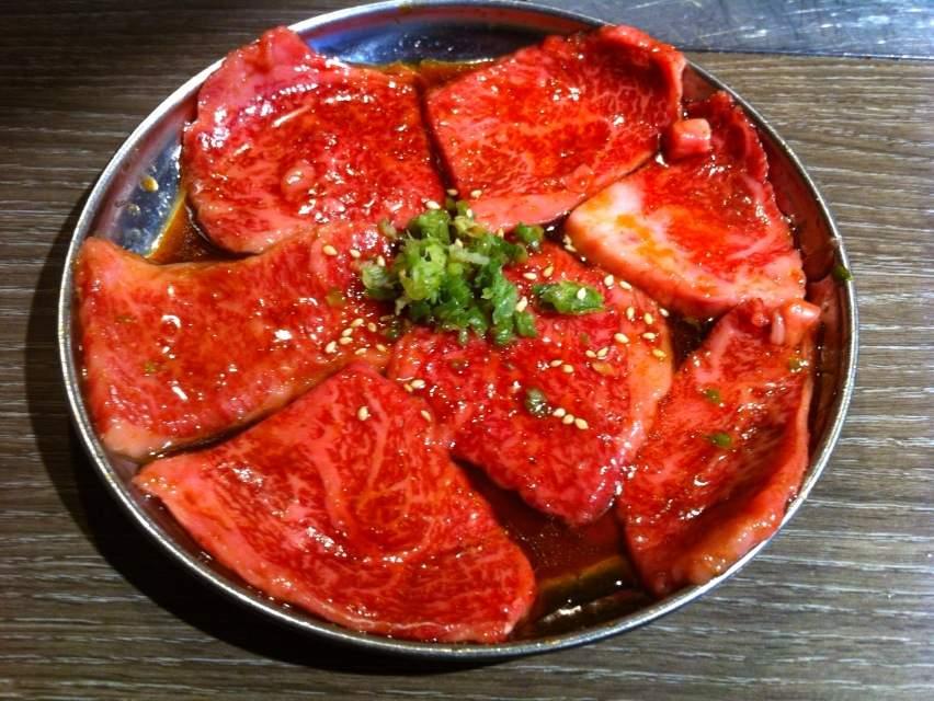 みんみん焼き肉4ザブトン