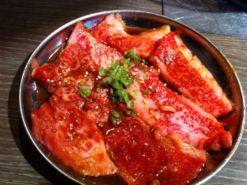 みんみん焼き肉2カルビ