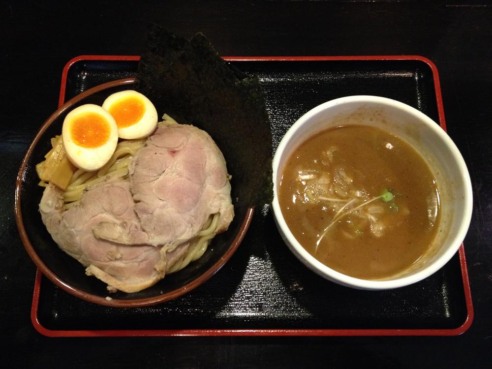 麺屋 縁道 -- 得製つけ麺