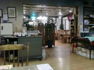 2013年11月03日 蛮蛮飯店・店内
