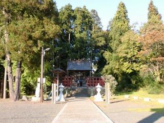 2013年11月17日 多賀神社