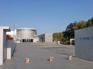 2013年11月17日 東北歴史博物館1