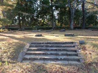 2013年11月17日 廃寺跡1