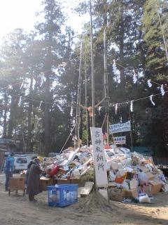 2014年01月11日 八幡宮・祭斎場