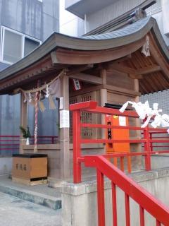 2014年01月26日 野中神社・社殿2