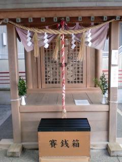 2014年01月26日 野中神社・社殿3