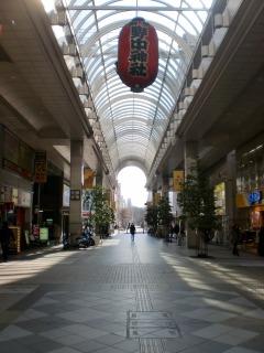 2014年01月26日 野中神社・提灯表