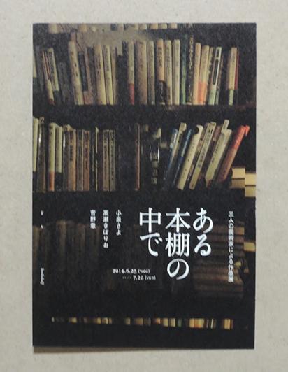 ある本棚の中で