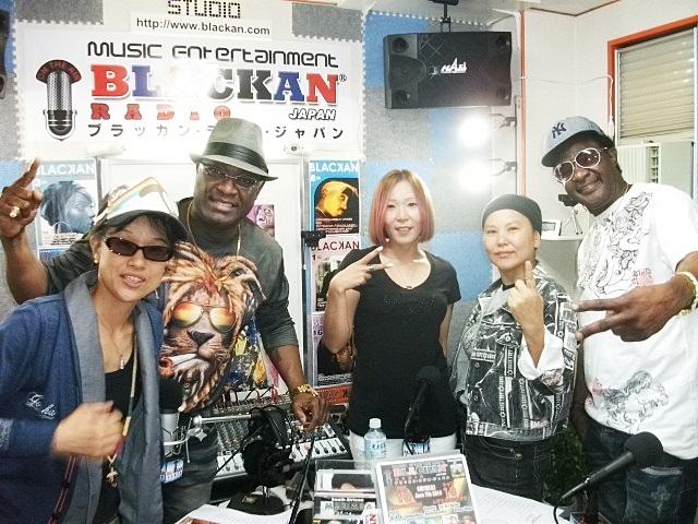 ブラッカン・ラジオ 大阪