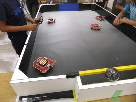 ロボット体験教室(磐田)