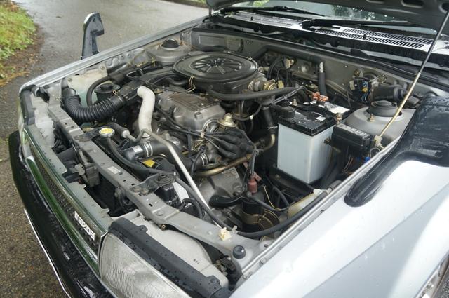 BF3Vの心臓部 マツダE3エンジン
