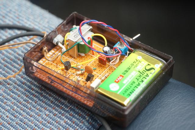 AM送信機 中波送信機 AMトランスミッタ