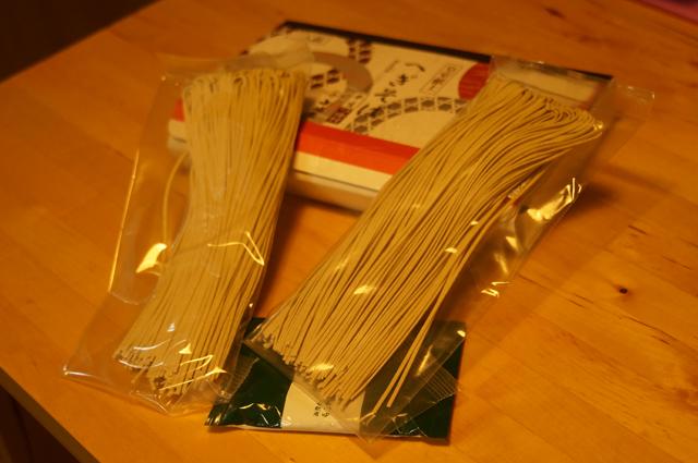 十日町 小嶋屋さんの半生麺