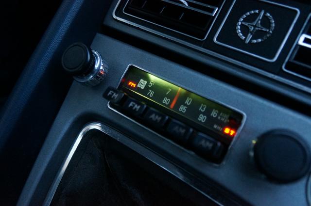 マツダルーチェのカーラジオ ナショナルのステレオ