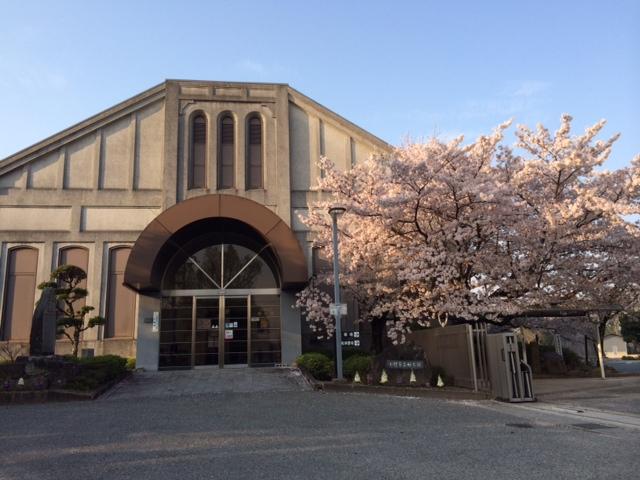 好古館桜1