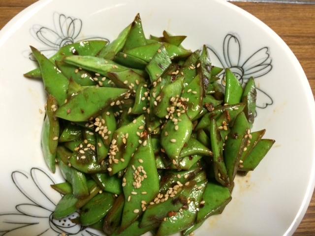 モロッコ豆1