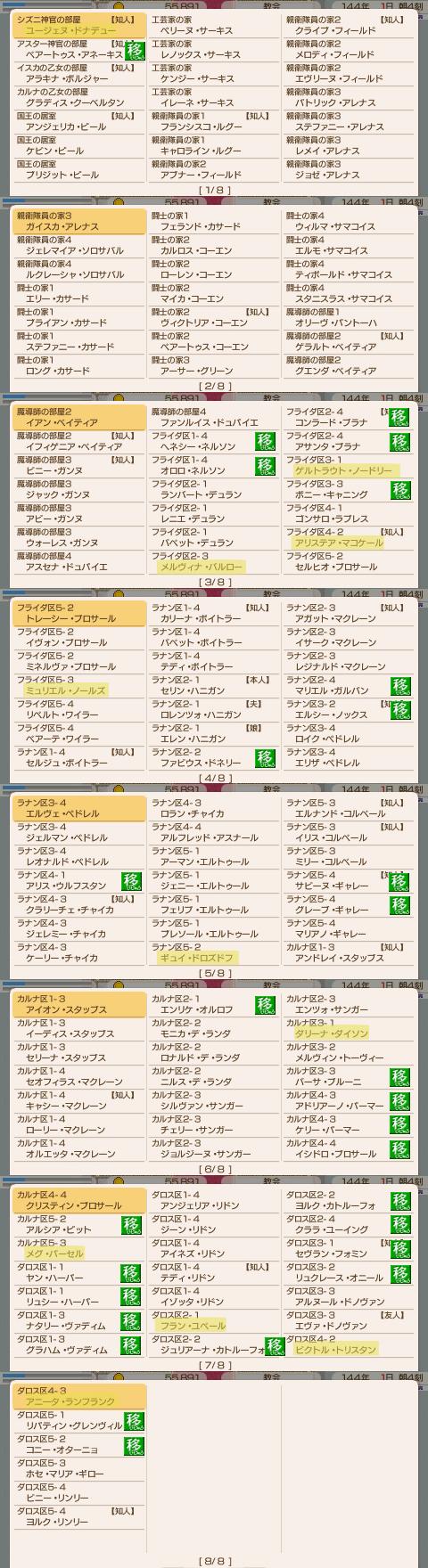 143→144年の移住者さん