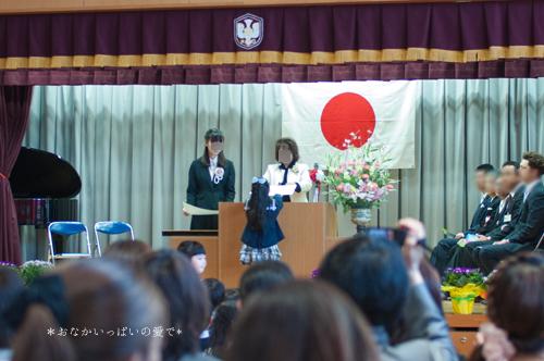 卒園式-4