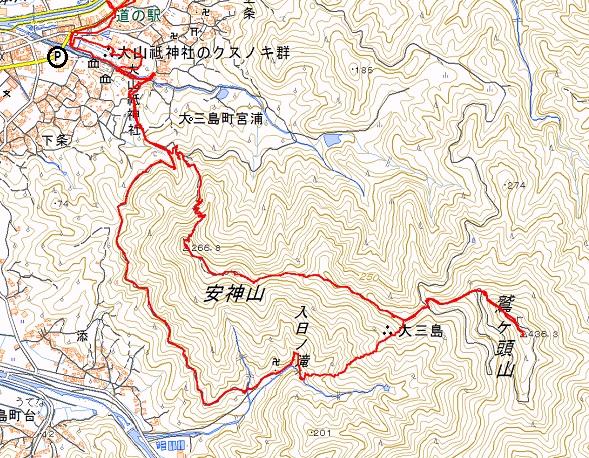 0720鷲ヶ頭山
