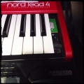 Nordlead4 鍵盤折れver.