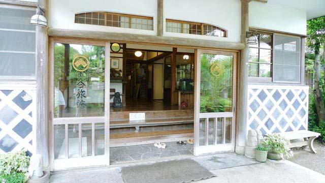 金谷旅館千人風呂2