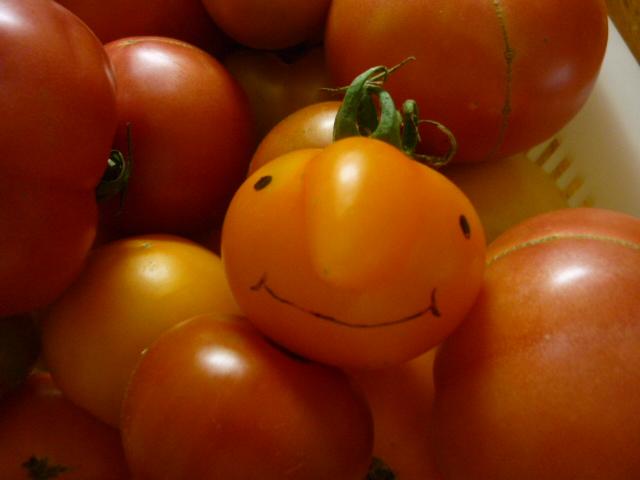 トマトくん