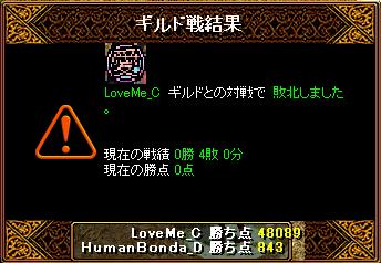 20140302 LoveMe_C様 結果