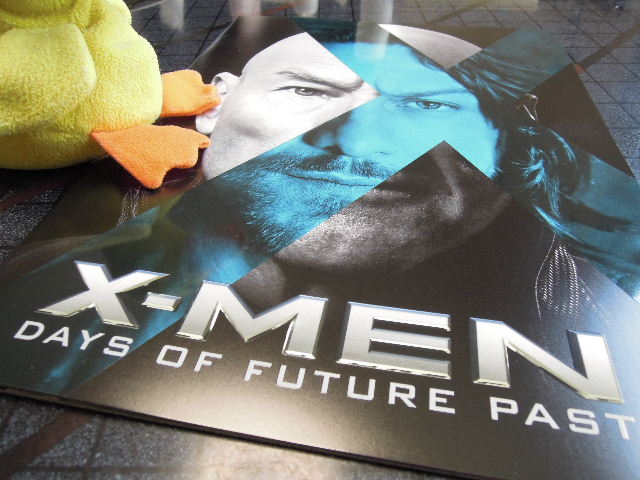 X-MEN:DAY OF FUTURE PAST