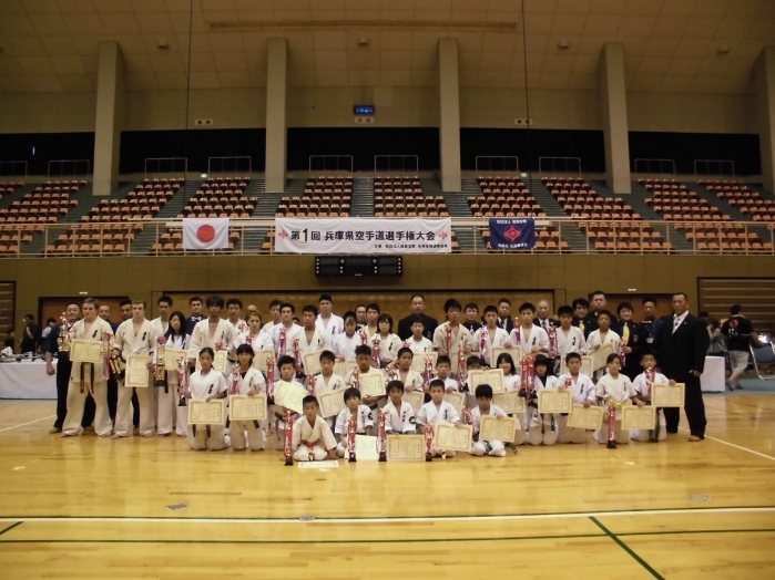 140831 兵庫県大会入賞者②