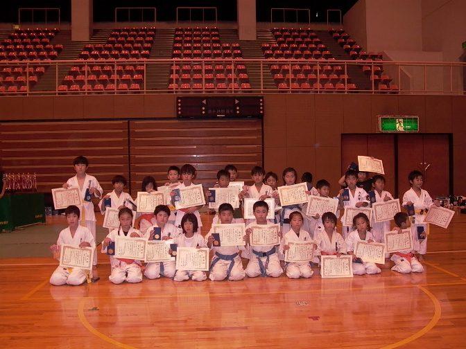 140831 兵庫県大会入賞者①