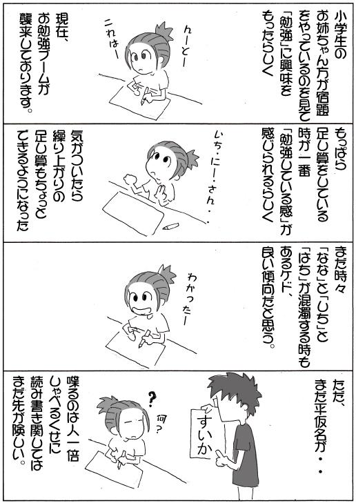 勉強ブーム