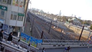 天王寺駅西側