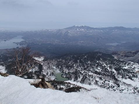 裏磐梯と西吾妻山