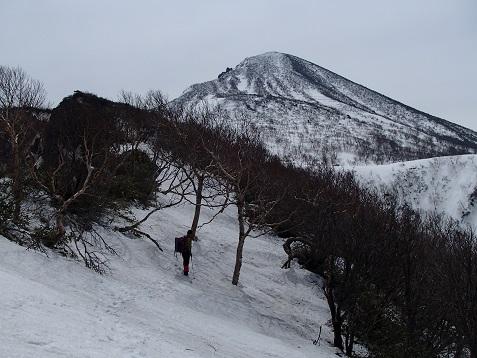 大磐梯山(主峰)