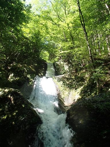 三ツ釜の滝