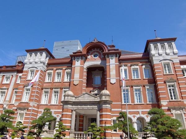 東京駅4〔フリー写真〕