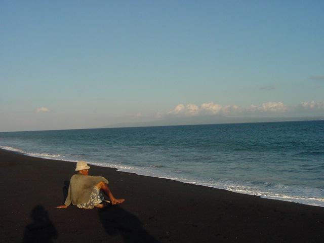 クルンクンの海