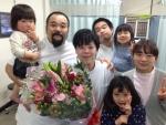 卒業お花見1年生15年目3