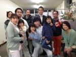 卒業お花見1年生15年目4