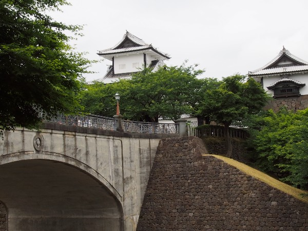 石川県金沢市丸の内 石川門