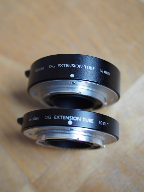 Kenko/DG EXTENSION TUBE SET