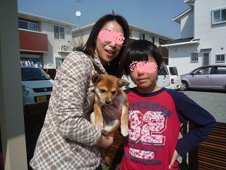 柚子ちゃん家族