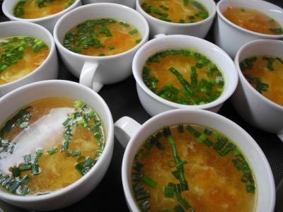 20140301トマトと卵のスープ