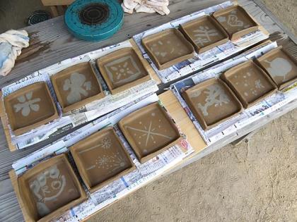 2014親子で陶芸体験5